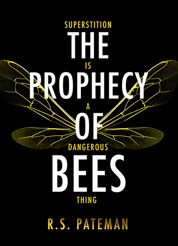 the prophecy of bees book jacket.